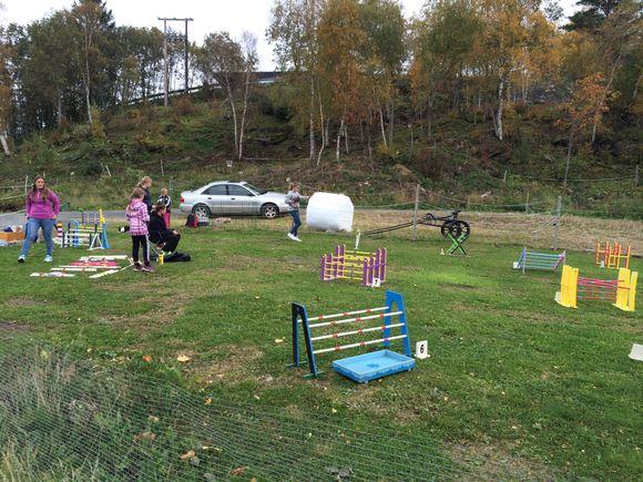 Registrering og hoppedag på Levanger
